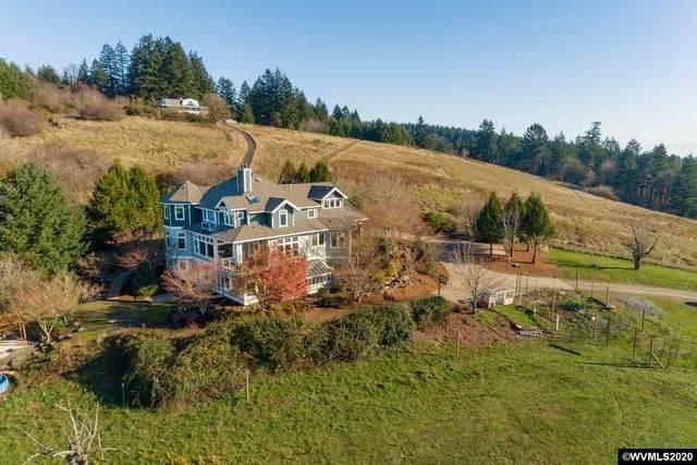 32823 NE Corral Creek Rd, Newberg, OR 97132 (MLS #771746) :: Premiere Property Group LLC
