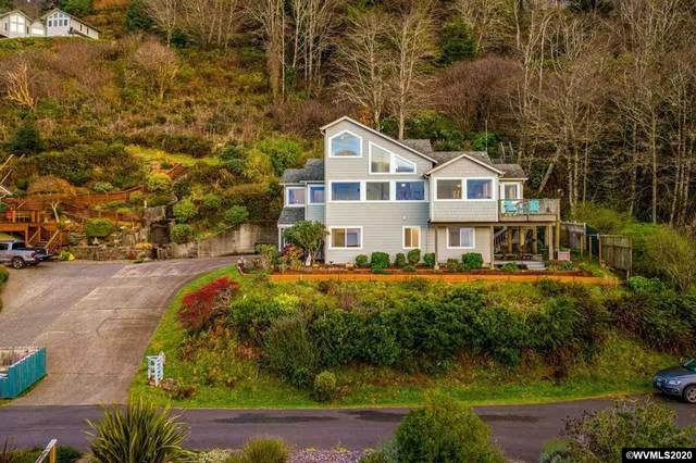 924 Hanley Dr, Yachats, OR 97498 (MLS #771818) :: Kish Realty Group