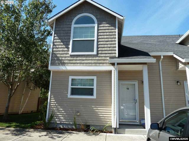 19155 SE Yamhill (#19) St, Portland, OR 97233 (MLS #771856) :: Sue Long Realty Group