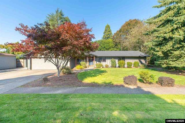 415 E Fir St, Stayton, OR 97383 (MLS #771880) :: Sue Long Realty Group