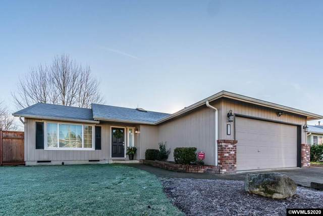 4311 Evergreen St SE, Albany, OR 97322 (MLS #771895) :: The Beem Team LLC