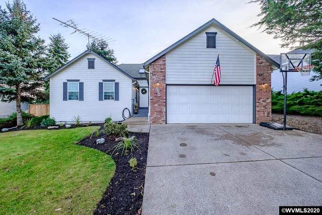 229 NW Fairhaven Ln, Dallas, OR 97338 (MLS #771927) :: Sue Long Realty Group