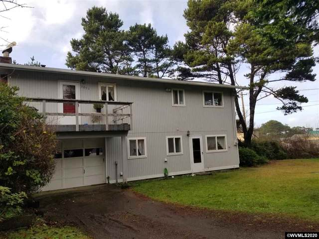 1051 NW Art St, Seal Rock, OR 97376 (MLS #771972) :: The Beem Team LLC