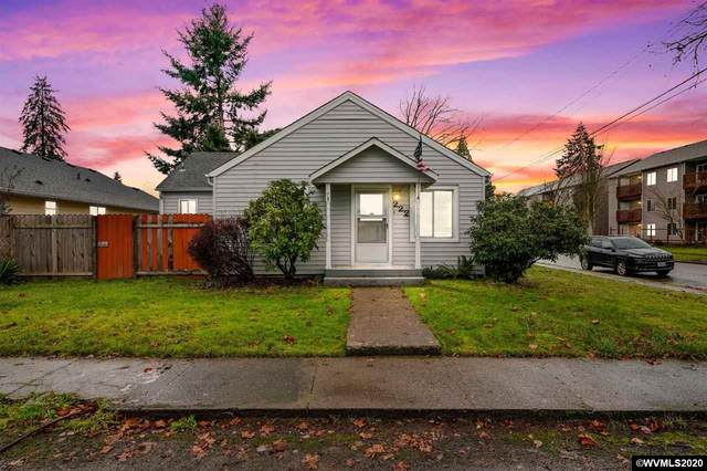 222 E Elmore St, Lebanon, OR 97355 (MLS #772027) :: Premiere Property Group LLC
