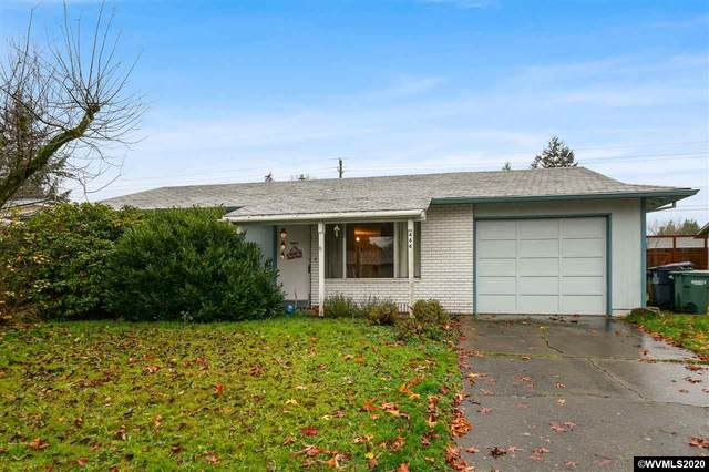464 Heffley St S, Monmouth, OR 97361 (MLS #772042) :: Sue Long Realty Group