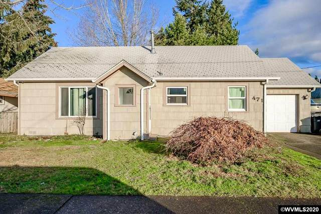 471 W B St, Lebanon, OR 97355 (MLS #772065) :: The Beem Team LLC