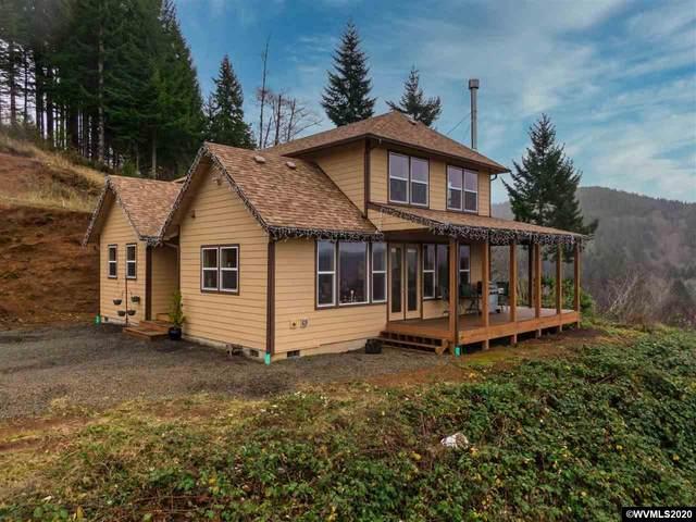 5608 Salmon River Hwy, Otis, OR 97368 (MLS #772102) :: Sue Long Realty Group