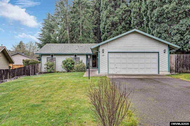 4168 NW Tamarack Dr, Corvallis, OR 97330 (MLS #772194) :: The Beem Team LLC