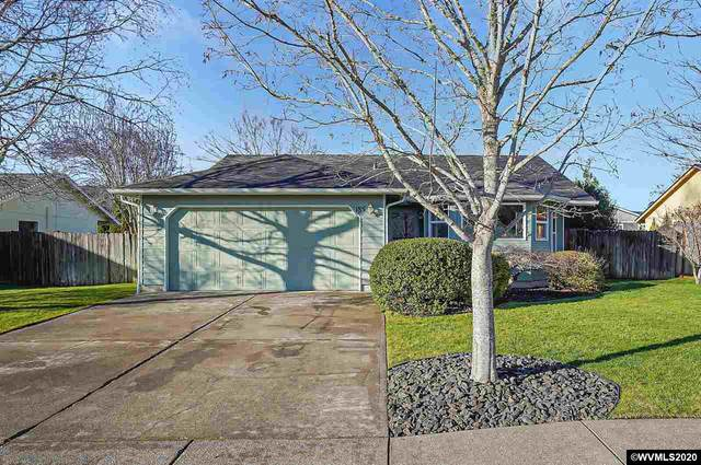 185 SW Applegate Trail Dr, Dallas, OR 97338 (MLS #772215) :: Kish Realty Group