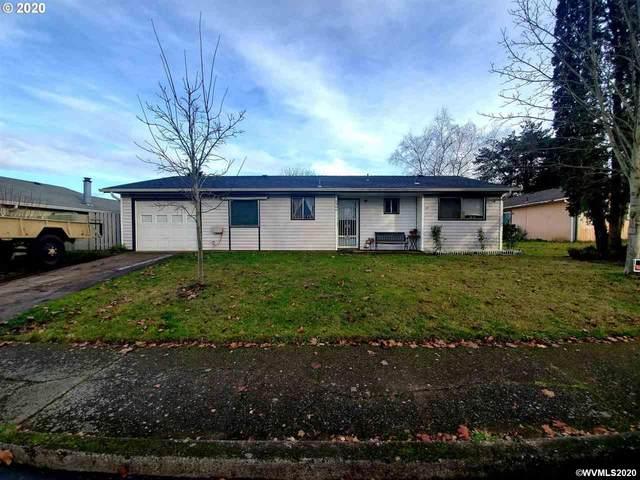 2360 Park Av NE, Salem, OR 97301 (MLS #772225) :: Song Real Estate