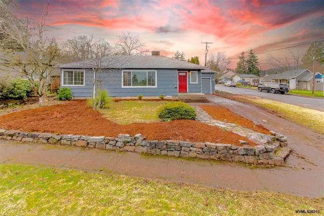 1511 SW Fairview Av, Dallas, OR 97338 (MLS #772268) :: Coho Realty