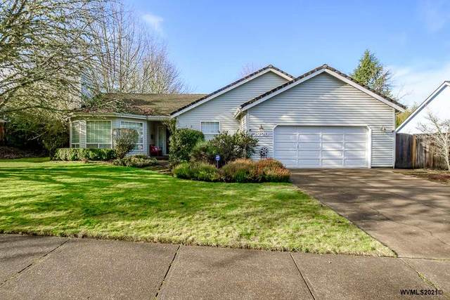 2220 NW Maser Dr, Corvallis, OR 97330 (MLS #772351) :: Song Real Estate