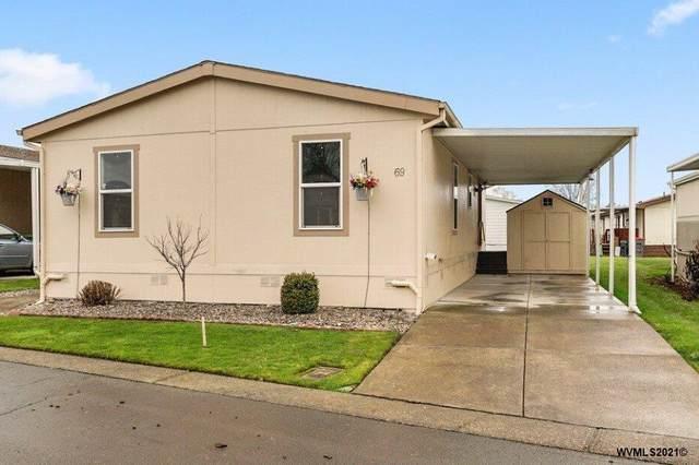 4155 NE Three Mile (#69) #69, Mcminnville, OR 97128 (MLS #772365) :: Kish Realty Group