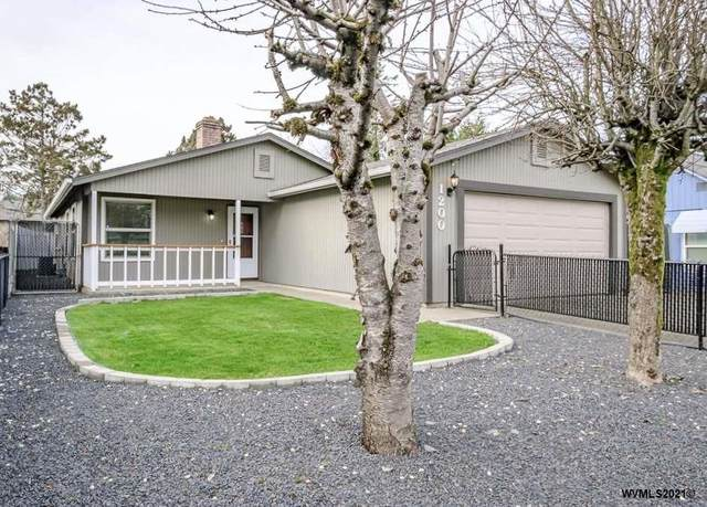 1200 2nd Av, Sweet Home, OR 97386 (MLS #772391) :: Kish Realty Group