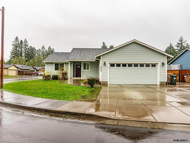 1964 37th Cl, Sweet Home, OR 97386 (MLS #772403) :: Kish Realty Group