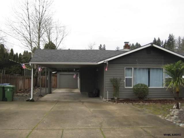 1253 Jefferson St, Stayton, OR 97383 (MLS #772419) :: The Beem Team LLC