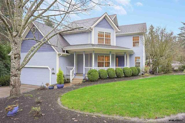 2009 NW Woodland Dr, Corvallis, OR 97330 (MLS #772433) :: The Beem Team LLC