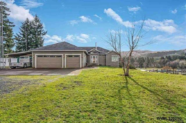 19580 Forest View, Dallas, OR 97338 (MLS #772454) :: The Beem Team LLC