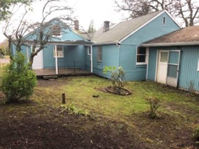 2004 College St, Philomath, OR 97370 (MLS #772460) :: Song Real Estate