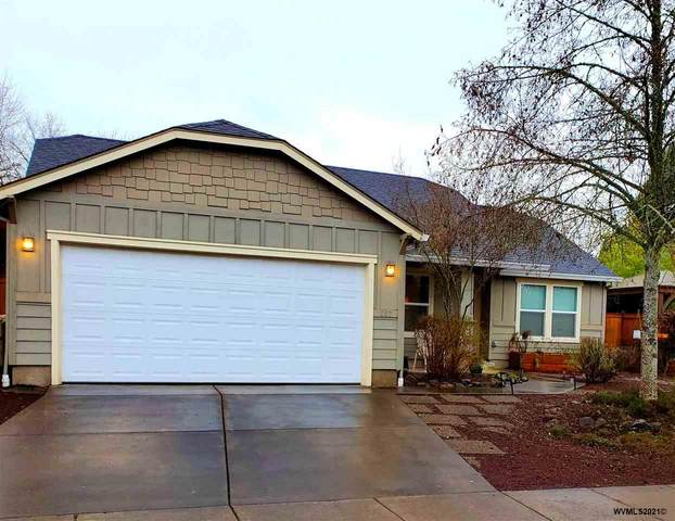 552 Cameron St NE, Albany, OR 97322 (MLS #772534) :: Sue Long Realty Group