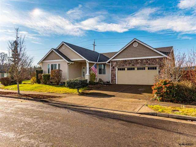 3478 Red Arrow Dr, Lebanon, OR 97355 (MLS #772562) :: Sue Long Realty Group