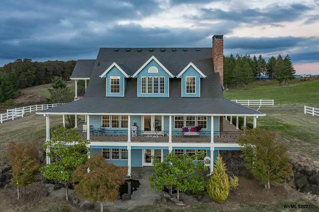 13547 Sunnyside Rd, Dallas, OR 97338 (MLS #772576) :: Kish Realty Group