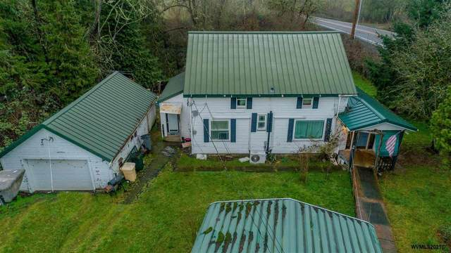 8825 Hebo Rd, Grand Ronde, OR 97347 (MLS #772596) :: Sue Long Realty Group