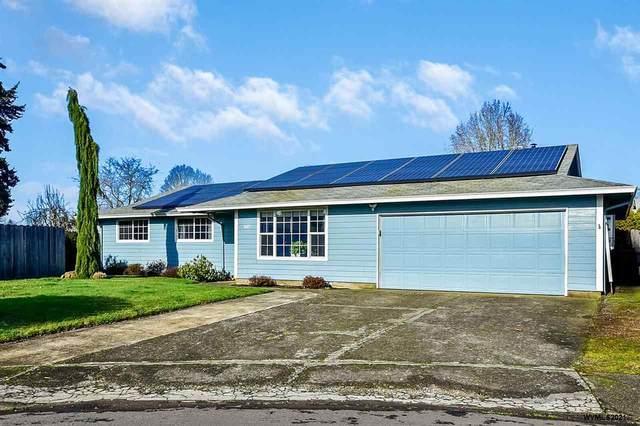 3687 Carmelle Ct NE, Salem, OR 97305 (MLS #772601) :: Sue Long Realty Group