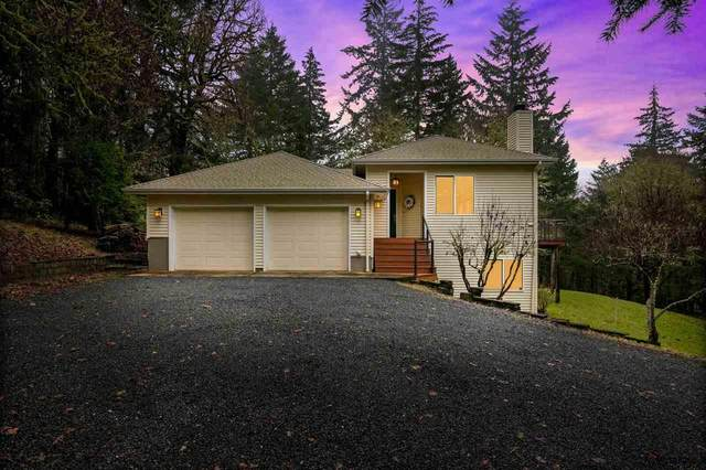 8245 NW Chaparral Dr, Corvallis, OR 97330 (MLS #772608) :: Sue Long Realty Group