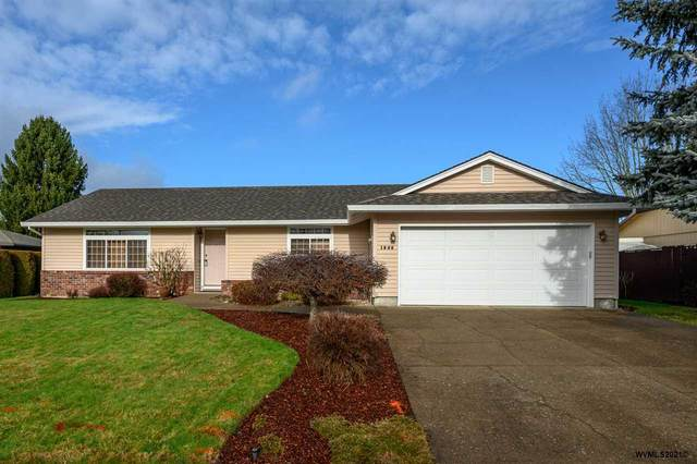 1345 SW Gilson St, Mcminnville, OR 97128 (MLS #772614) :: Kish Realty Group
