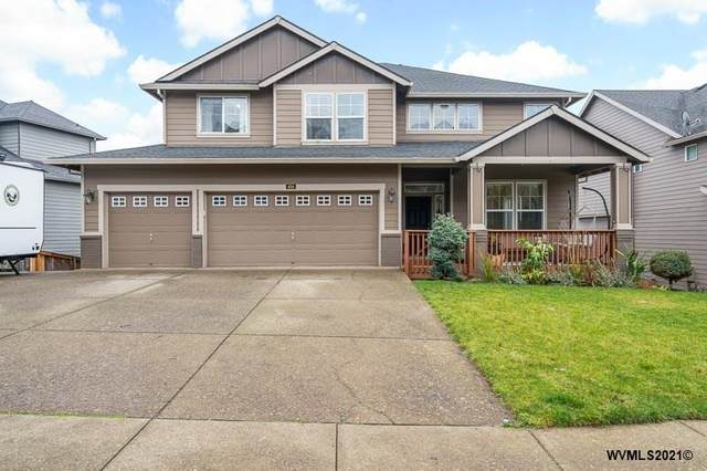 454 Golden Eagle St NW, Salem, OR 97304 (MLS #772657) :: Sue Long Realty Group