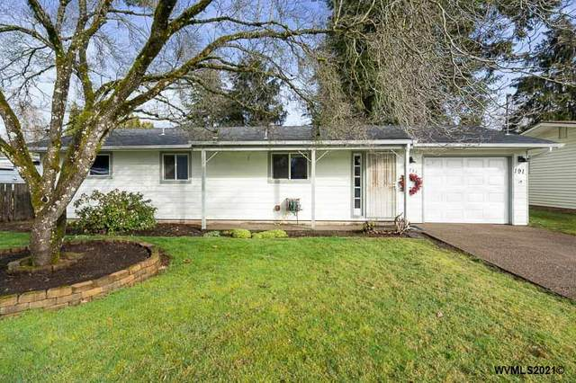191 Gregory Ln SE, Salem, OR 97302 (MLS #772664) :: Sue Long Realty Group