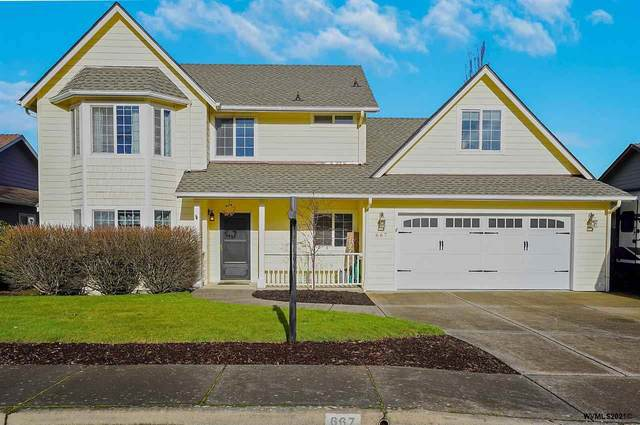 667 Summerview Dr, Stayton, OR 97383 (MLS #772688) :: Kish Realty Group