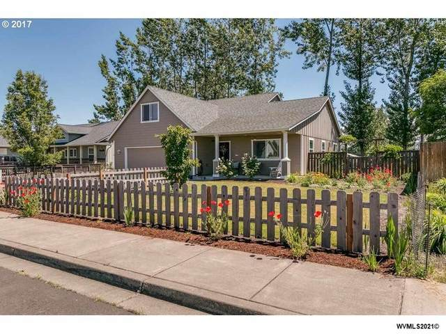 851 Hammer Ct, Harrisburg, OR 97466 (MLS #772716) :: The Beem Team LLC