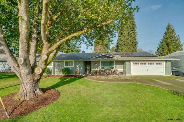 595 E Rose St, Lebanon, OR 97355 (MLS #772763) :: The Beem Team LLC