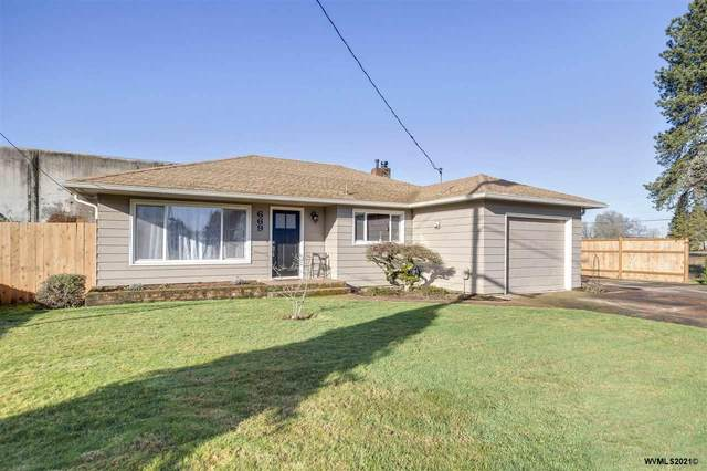 669 N Evergreen Av, Stayton, OR 97383 (MLS #772764) :: Kish Realty Group