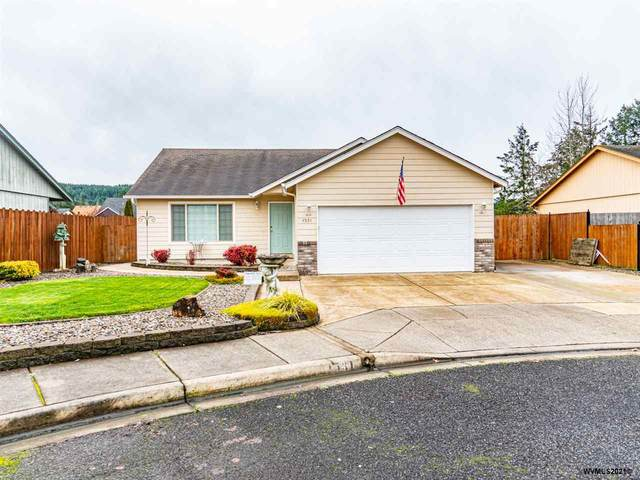 4531 Airport Ln, Sweet Home, OR 97386 (MLS #772904) :: Sue Long Realty Group