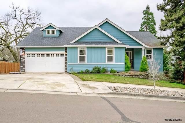 1243 Spencer Mountain Dr NW, Albany, OR 97321 (MLS #772919) :: Sue Long Realty Group