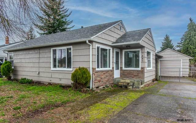 1447 Franklin St, Lebanon, OR 97355 (MLS #772939) :: Sue Long Realty Group