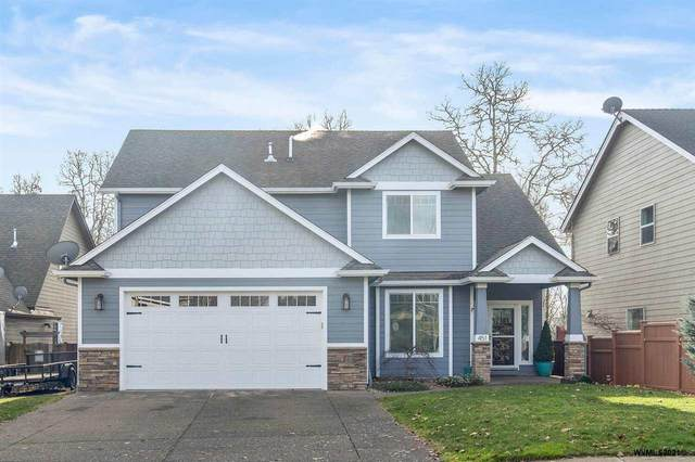 451 NW Fairhaven Ln, Dallas, OR 97338 (MLS #772976) :: Coho Realty