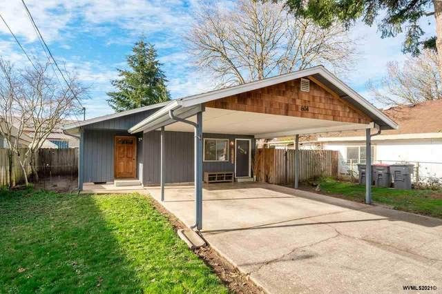 604 Getchell St, Amity, OR 97101 (MLS #773022) :: Kish Realty Group
