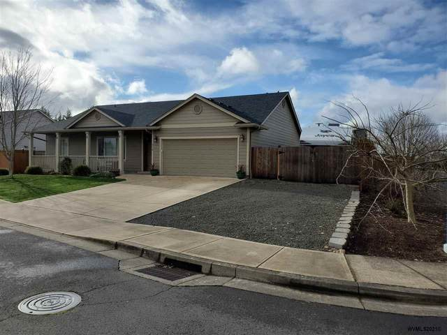 978 Highberger Lp, Aumsville, OR 97325 (MLS #773102) :: Kish Realty Group