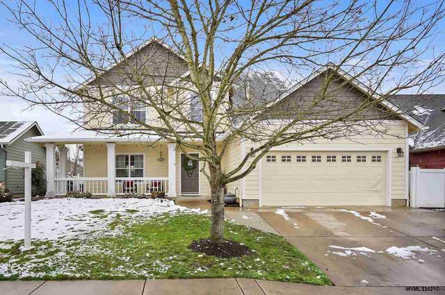 1725 Madrona St E, Monmouth, OR 97361 (MLS #773109) :: Sue Long Realty Group