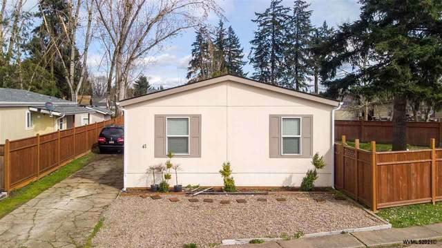 4155 Lancaster (#47) NE #47, Salem, OR 97305 (MLS #773123) :: RE/MAX Integrity