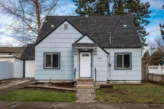 2485 Walker St NE, Salem, OR 97301 (MLS #773151) :: Coho Realty