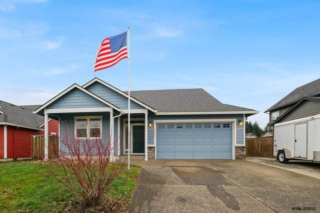9857 Fox St, Aumsville, OR 97325 (MLS #773244) :: Sue Long Realty Group