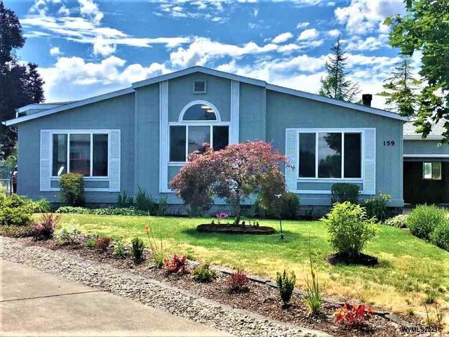 4155 NE Three Mile Lane (#159) #159, Mcminnville, OR 97128 (MLS #773248) :: RE/MAX Integrity