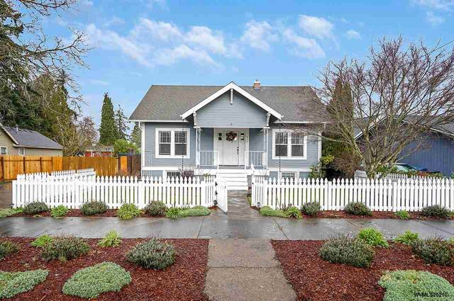 914 Pine St, Silverton, OR 97381 (MLS #773271) :: Sue Long Realty Group