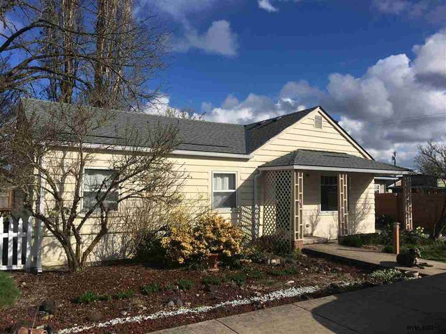 125 N 20th St, Philomath, OR 97370 (MLS #773299) :: Song Real Estate