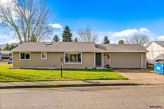 2850 S 8th St, Lebanon, OR 97355 (MLS #773305) :: Sue Long Realty Group